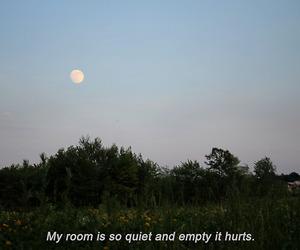 sad, quiet, and depressed image