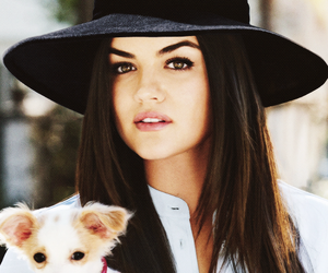 lucy hale, pretty little liars, and pll image