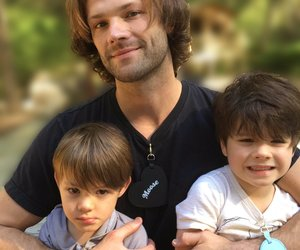 family, jared, and supernatural image