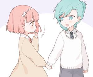 child, ai mikaze, and haruka nanami image