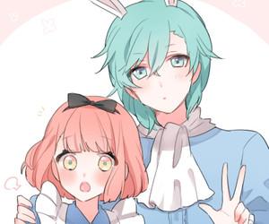 haruka nanami, uta prince, and ai mikaze image