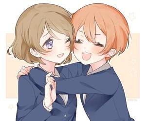love live!, hanayo koizumi, and rin hoshizora image