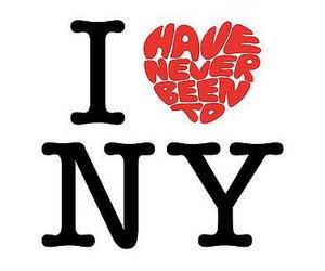 ny, new york, and funny image