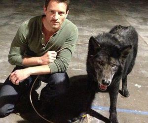 ian bohen, teen wolf, and peter hale image