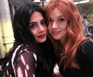 katherinemcnamara and emeraudetoubia image