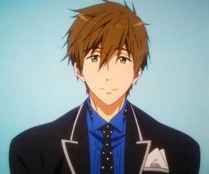 anime, makoto, and boy image