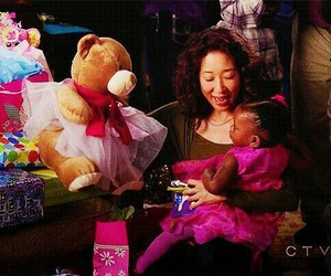 grey's anatomy, cristina yang, and sandra oh image