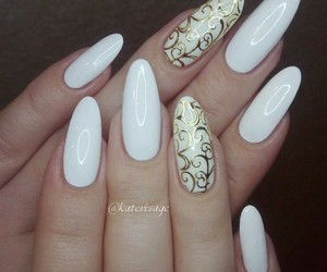 nail polish, nails, and by kristina bro image