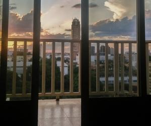 sky, sol, and sacada image