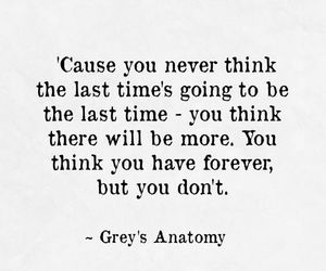 grey's anatomy, grey, and quote image