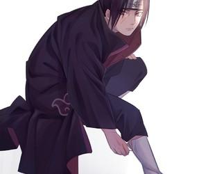 anime, cute, and itachi image
