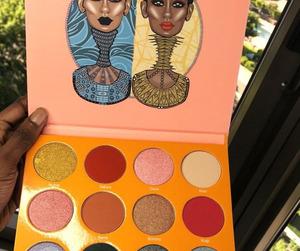 cosmetics, eye, and eyeshadow image