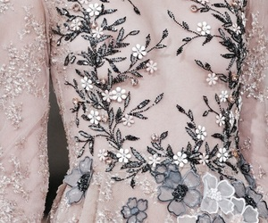 fashion, dress, and Georges Hobeika image
