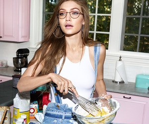 campaign, hq, and vogue eyewear image