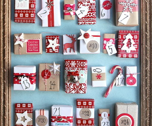 christmas, present, and gift image