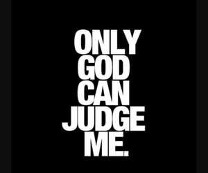 god, judge, and quotes image