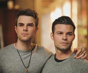 daniel gillies, The Originals, and nathaniel buzolic image