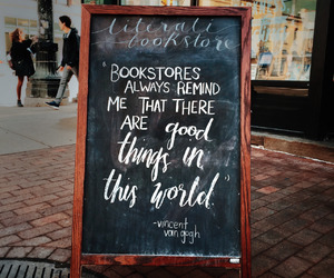 book, quotes, and bookstore image