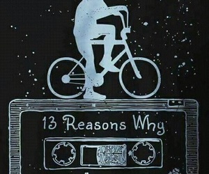13 reasons why, series, and clay image