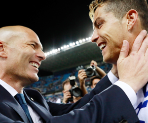 real madrid, zidane, and duodecima image