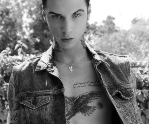 andy biersack, bvb, and andy black image