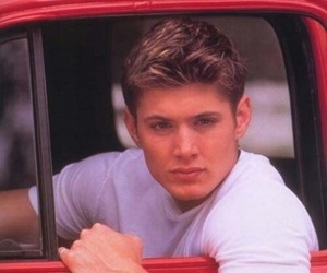 car, dean winchester, and indie image