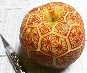 apple, art, and cool image