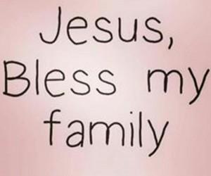 believe, faith, and family image