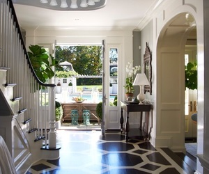 house, Dream, and foyer image