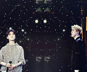 exo, luhan, and hunhan image