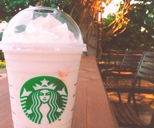 coffee, drink, and frappucino image