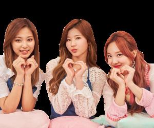 png, sana, and nayeon image