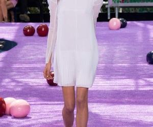 Christian Dior, designer, and dress image
