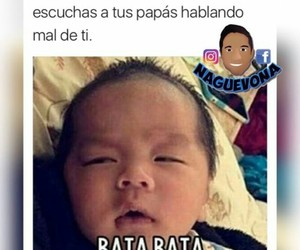 chino, momos, and memes en español image