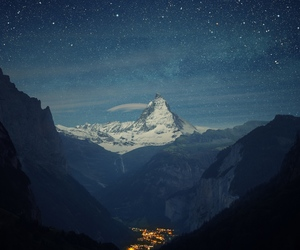 Alps, mountain, and nature image