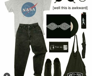 clothes, grunge, and Polyvore image