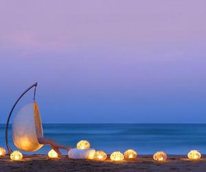 beach, mozambique, and holidays image