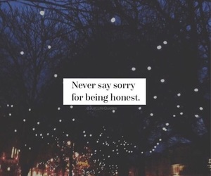 quotes, never say never, and be kind image