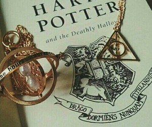 book, harry potter, and j.k. rowling image