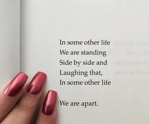 poetry and sad image