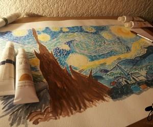 acuarela, draw, and inspire image