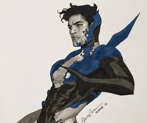 dc comics, blue beetle, and jaime reyes image
