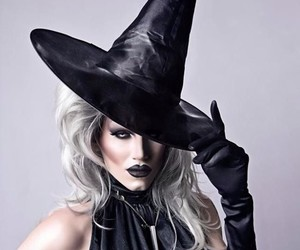 sharon needles and witch image