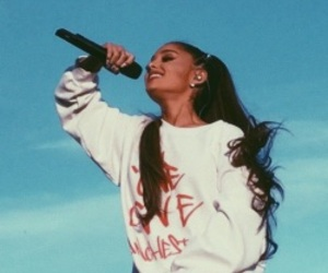 ariana grande, one love manchester, and arianagrande image