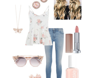 outfit and fashion. polyvore image