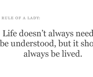 life, live, and understand image