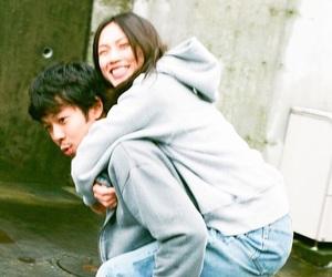 臼田あさ美 and 太賀 image