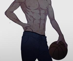 kuroko no basket, aomine daiki, and anime image