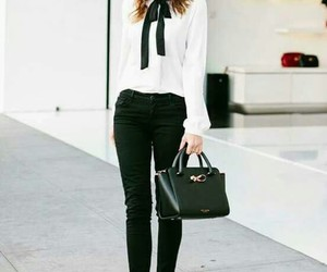 blouse and outfit image