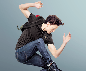 actor, tom holland, and cnet magazine image
